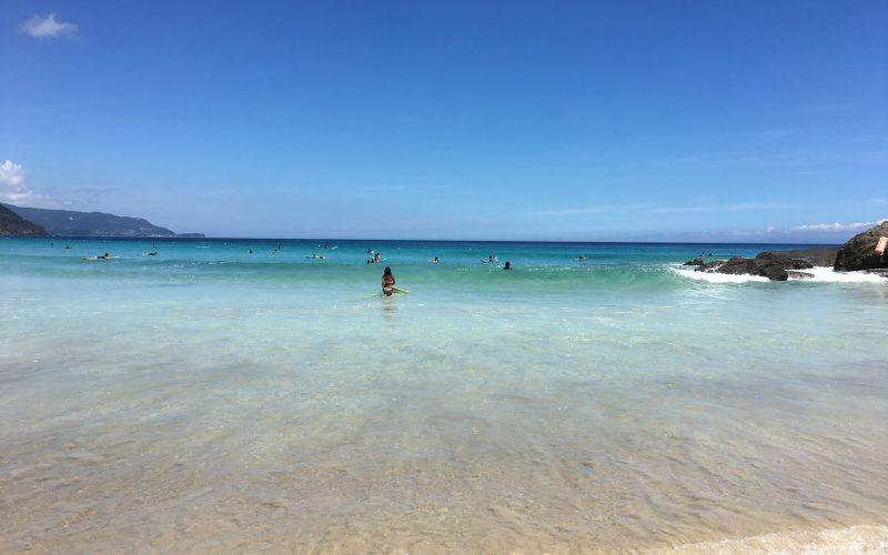白浜、夏真っ盛り…